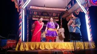 Tulu yakshagana nagatambila by sasihithlu mela