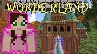 Minecraft WONDERLAND Custom Map