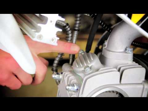 Pitbike Direct - How to adjust your tappets