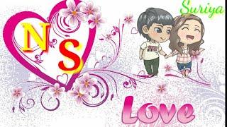 N S letter whatsapp status !! S N letter whatsapp status