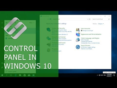 How to Open Control Panel in Windows 10 and Bring it Back to the Start Menu 🎛️🛠️💻