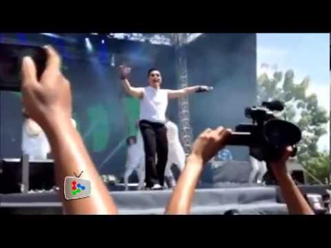 Video Persembahan PSY di Pulau Pinang