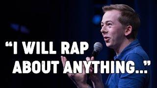 White Boy drops unbelievable freestyle rap