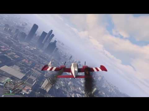 GTA 5 - Double Engine Failure + Landing
