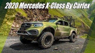 2020 Mercedes X-Class By Carlex