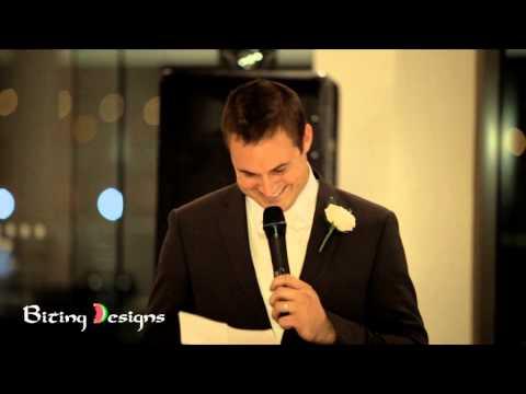 Funny Wedding Speech (Groom)