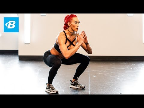 Xxx Mp4 Monster Monday At Home HIIT Workout FYR Hannah Eden 39 S 30 Day Fitness Plan By RSP 3gp Sex