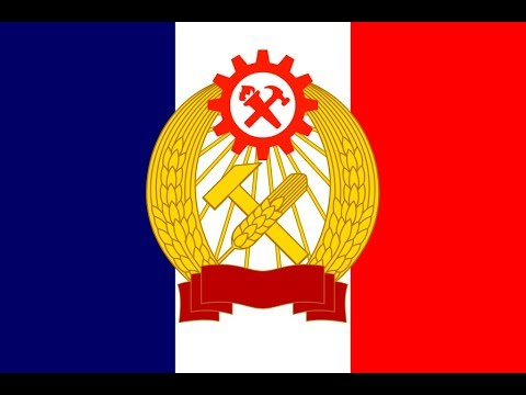 Hoi4 Kaiserreich - The french commune destroys Germany and the old world  order
