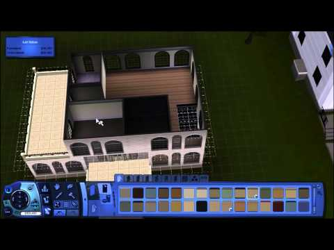 The Sims 3  Victorian House Build
