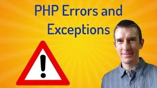 How Php Reports Problems: Errors, Exceptions, And How To Handle Them