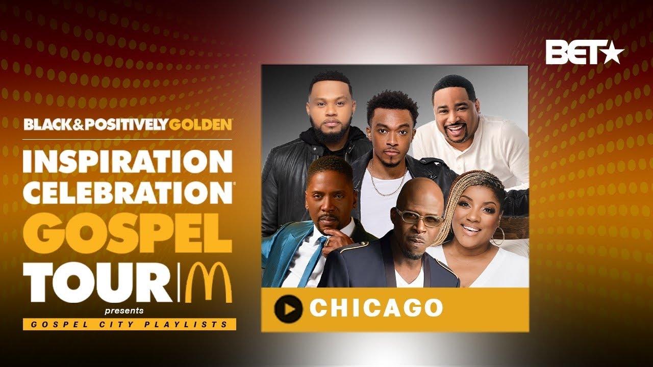 2020 McDonald's Inspiration Celebration Gospel Tour: Chicago!