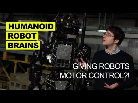 Humanoid Robot Brains (Science Out Loud S1 Ep2)