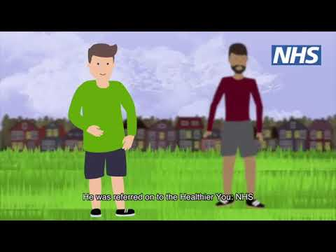 NHS Diabetes Prevention Programme