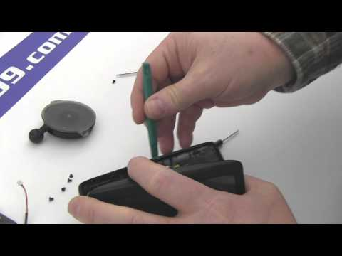 How to Replace Your TomTom Via 1505 Battery
