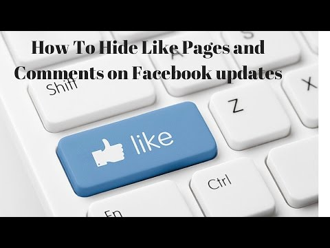 How To Hide 'Liked Pages