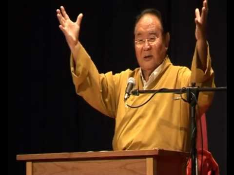 Sogyal Rinpoche ~ Overcoming Fear and Anxiety
