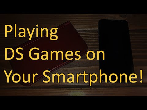 Play Nintendo DS Games on your Smartphone!