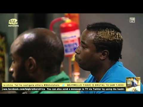 Big Brother Hotshots - Sticking to the script