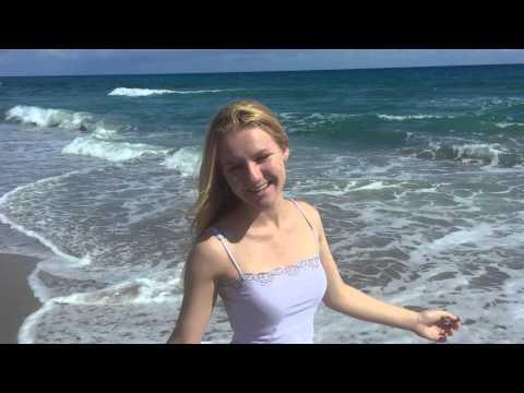 iMovie homemade music video we belong to the sea