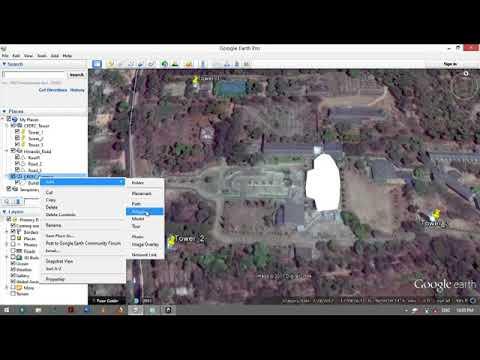 3  Creating Polygon in Google Earth
