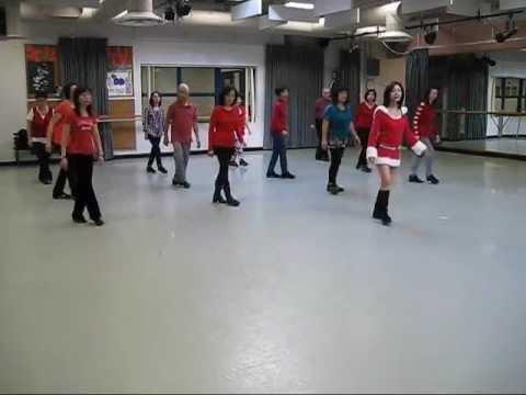 I'm Gonna E.mail Santa - line dance (dance & walk through)