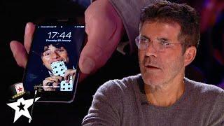 Magician Turned Back Time! on Britain's Got Talent 2020 | Magicians Got Talent