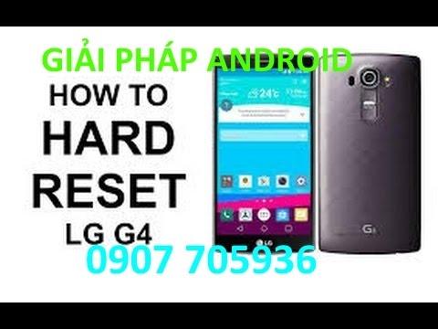 Hard reset LG Korea lg g2/g3/g pro2/g flex/g flex2/g3 cat.6/g4/g5/v10/v20