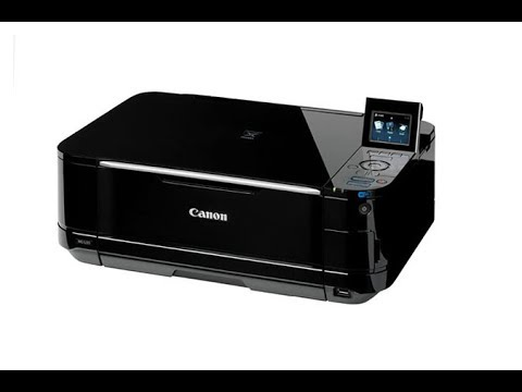 Canon MG-5220 How To Clean Printhead