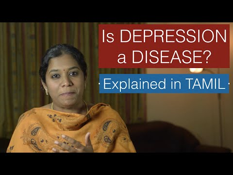 Depression Symptoms In Tamil | Psychiatrist In Chennai | Dr. Yamini Kannappan