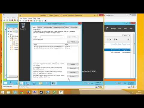 Instalación de SQL Server en FailOver Cluster