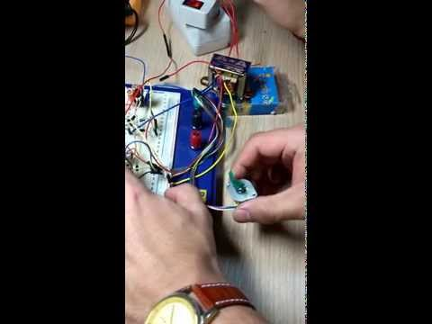 Stepper Motor Control Using 89C51 Microcontroller