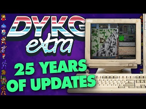 PC Game Constantly Updated For 25 Years [Dedicated Developers] - Did You Know Gaming? extra Ft. Dazz