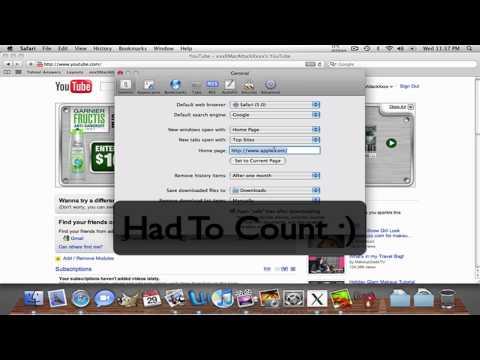  How To: Change The Default Safari Homepage 