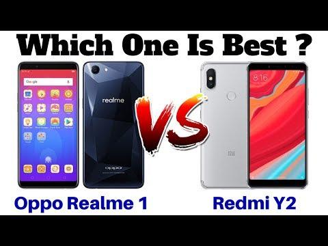 Xiaomi Redmi Y2 Vs Oppo Realme 1 | Which One Is Best ?