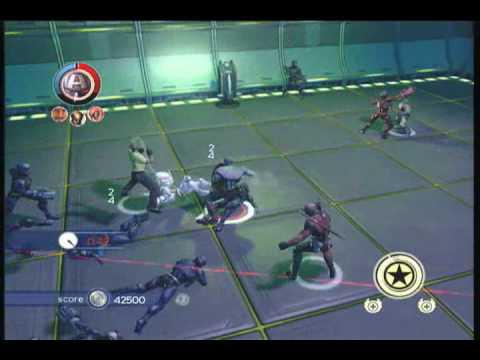 Marvel: Ultimate Alliance 2 Walkthrough Episode 21: Adrenaline Rush
