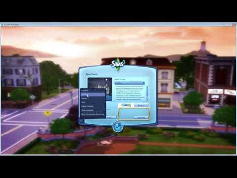 How To Enable Invert Horizontal Camera Rotation In Sims 3