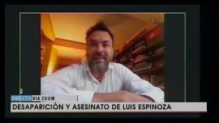Desaparición y asesinato de Luis Espinoza
