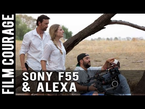 How We Shot A Feature Film with a Sony F55 and an Alexa by Megan Riakos