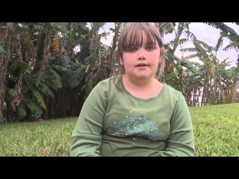 JAMIE BUTLER - Kids Explain How to Get Rid of Anxiety!