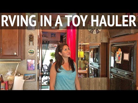5 Years of RV Living in a Class A Toy Hauler - RV Outlawz