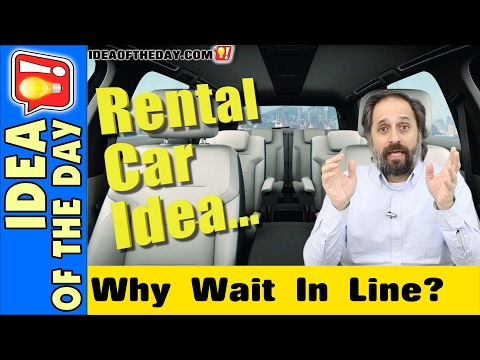 Toll Tags and Rental Cars. Idea of the day #336