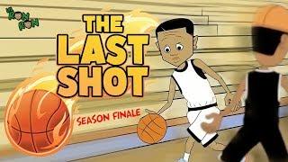 The Last Shot 🏀⛹🏽♂️🔥
