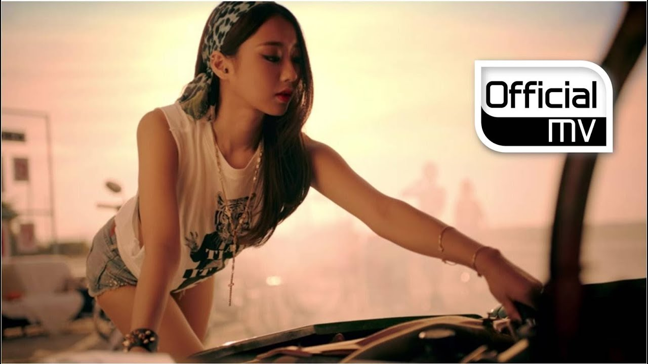 [MV] 9MUSES(나인뮤지스) _ GUN(건)