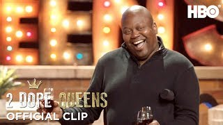Cheers w/ Tituss Burgess | 2 Dope Queens | HBO