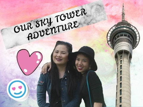 WATCH: TOUR AT SKY TOWER, Auckland, New Zealand