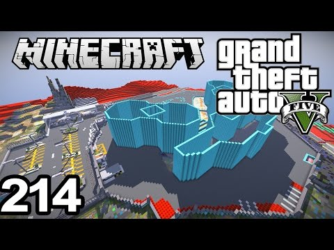 GTA 5 in Minecraft #214 |