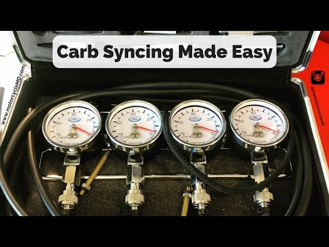 Carb Syncing: How to Fine Tune Your Carburetors