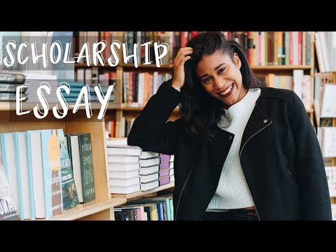 How to write a great scholarship essay