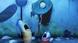 LARVA - PYTHON | Cartoon Movie | Cartoons For Children | Larva Cartoon | LARVA Official