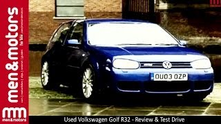 Used Volkswagen Golf R32 - Review & Test Drive
